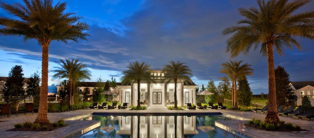 Hamlin Reserve Townhomes, Orlando - Swimming Pool