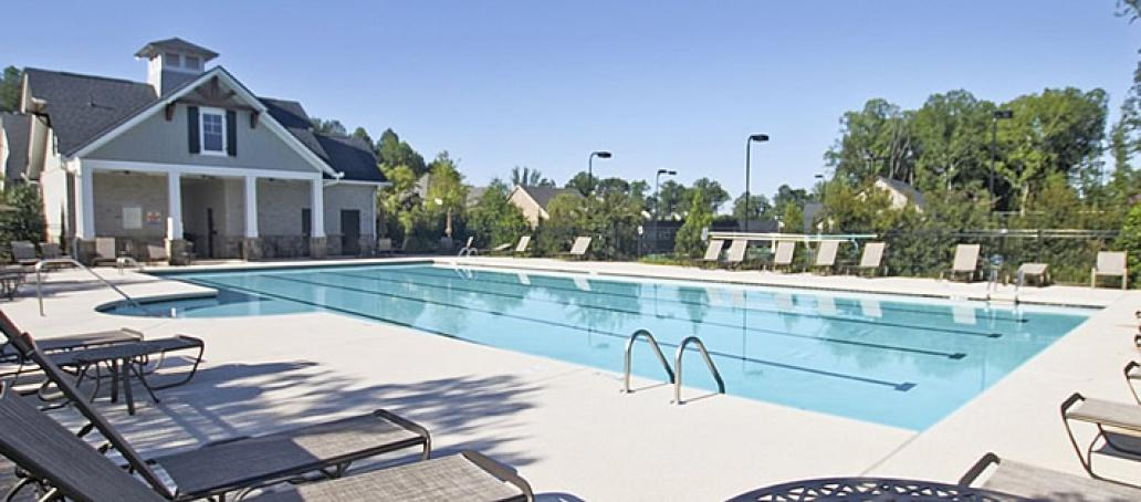 The Paddocks, Atlanta - Swimming Pool & Cabana