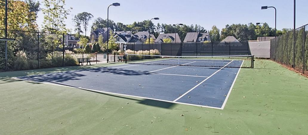 The Paddocks, Atlanta - Tennis Courts