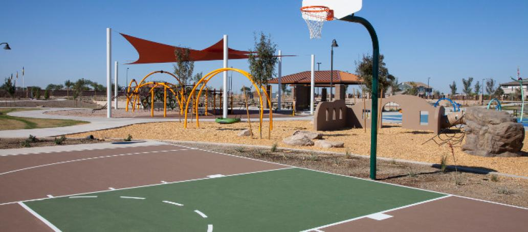 The Preserve at Blue Horizons, Phoenix - 2 Basketball Courts