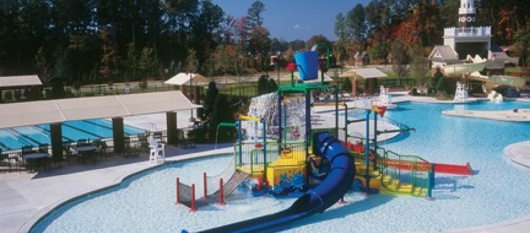 Amberly Manors, Raleigh - Swimming Pool