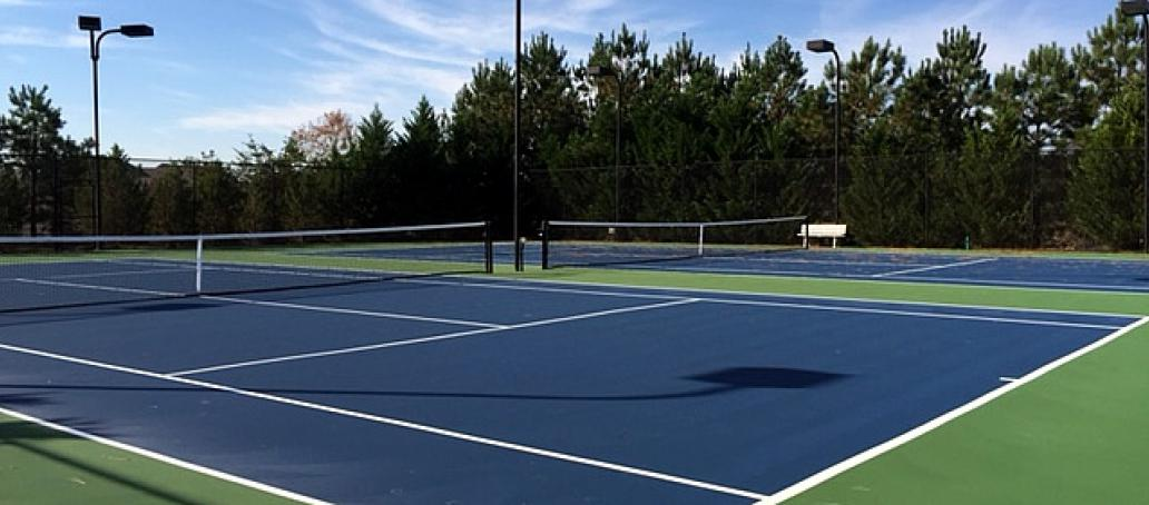 Riverside, Atlanta - Tennis Courts