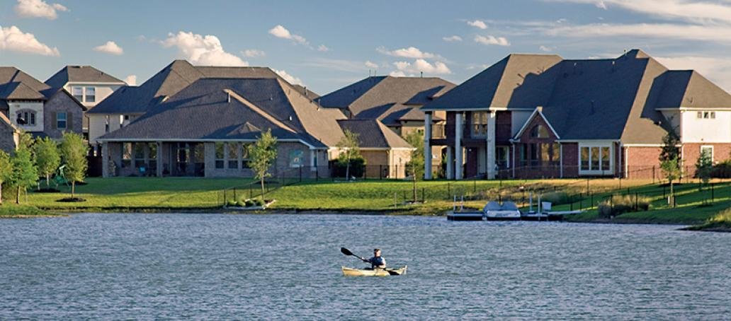Lakeshore at Towne Lake Townhomes, Houston - Lakes