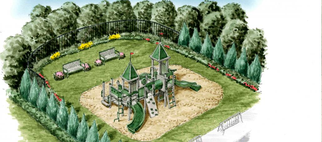 Waterstone Terraces, Raleigh - Playground