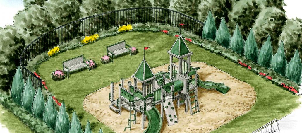 Waterstone Estates, Raleigh - Playground