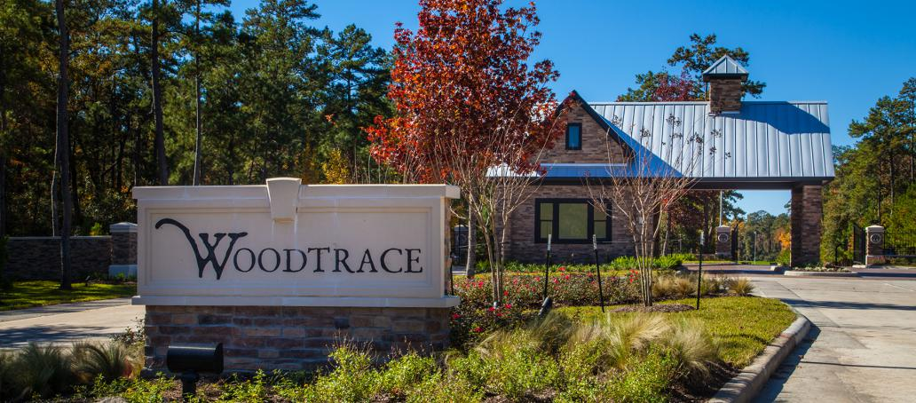 Woodtrace, Houston - Gated Community