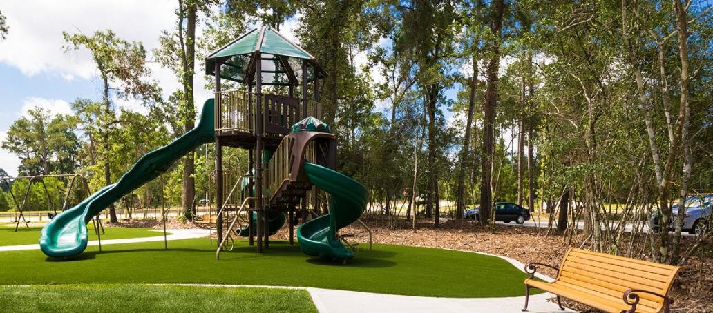 Woodtrace, Houston - Playground