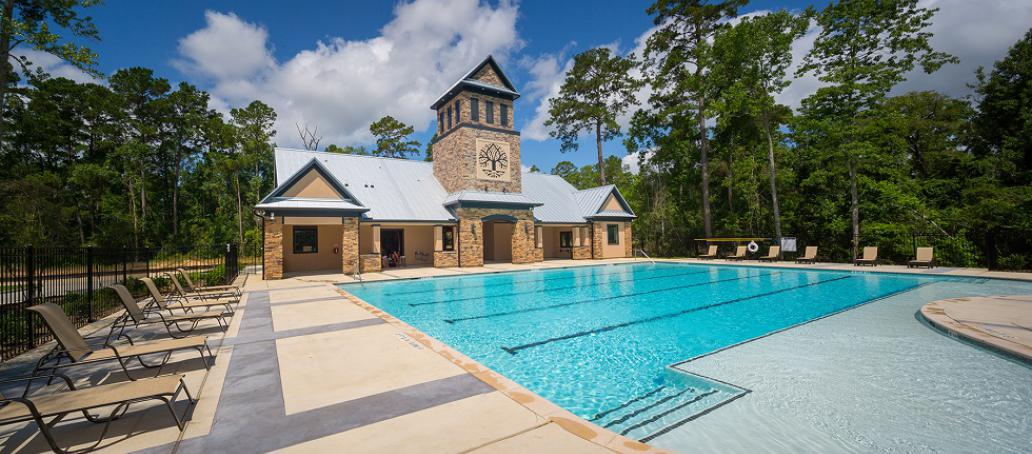 Woodtrace, Houston - Pool