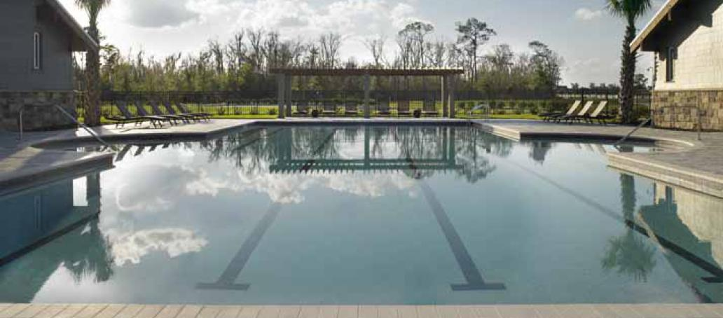 Latham Park Estate, Orlando - Swimming Pool