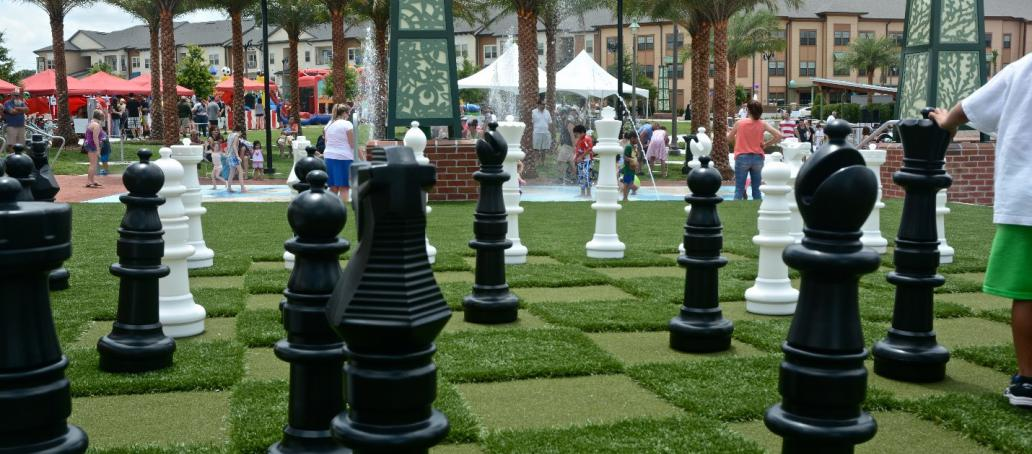 The Hamptons Avenue, Orlando - Oviedo on the Park