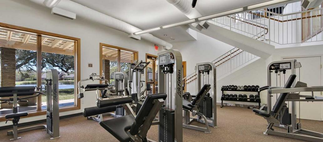Highpointe 90s | Laurel Crest, Austin - Gym