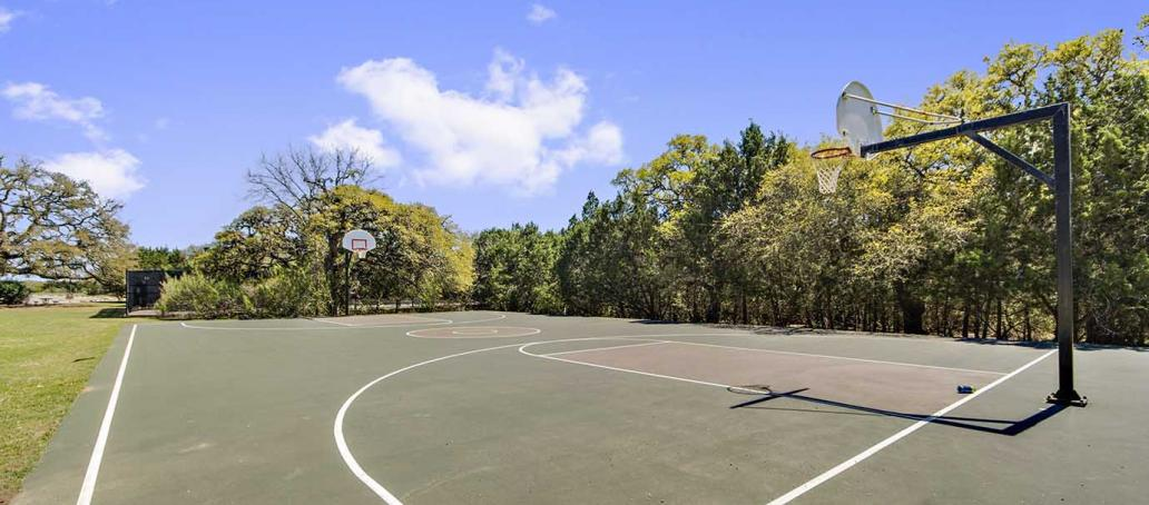 Highpointe 75s, Austin - Tennis Courts