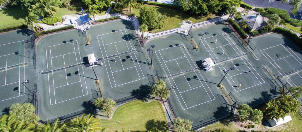 Marsh Cove at Fiddler's Creek, Naples - Tennis Club