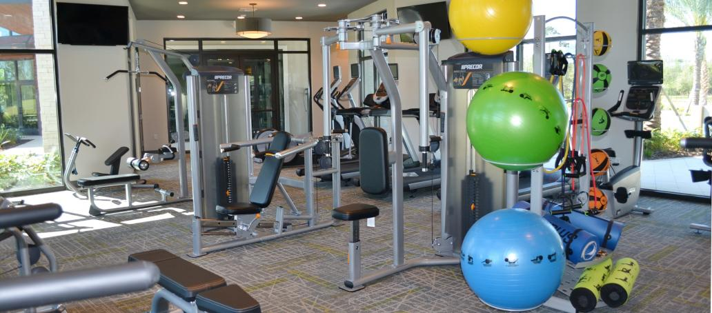 Serenoa Manor, Orlando - Fitness Center