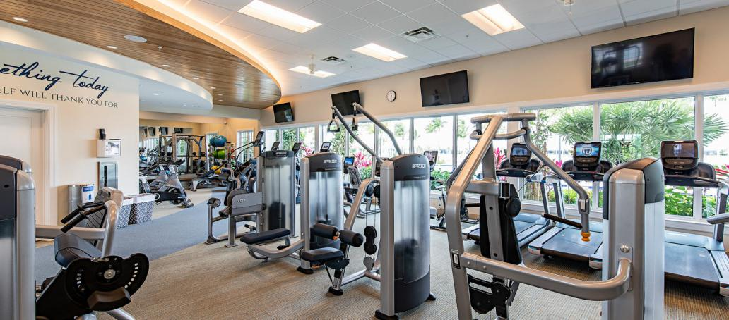 Naples Reserve Savannah Lakes, Naples - Fitness Center