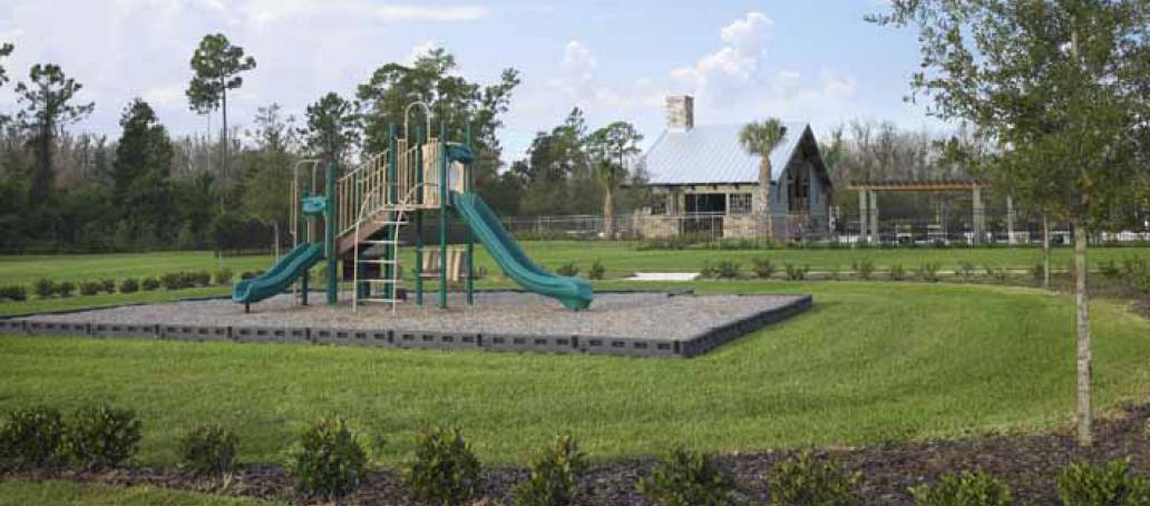 Latham Park Estate, Orlando - Playground
