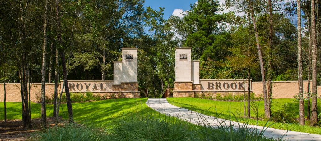 Kingwood, Houston - Walking Trails