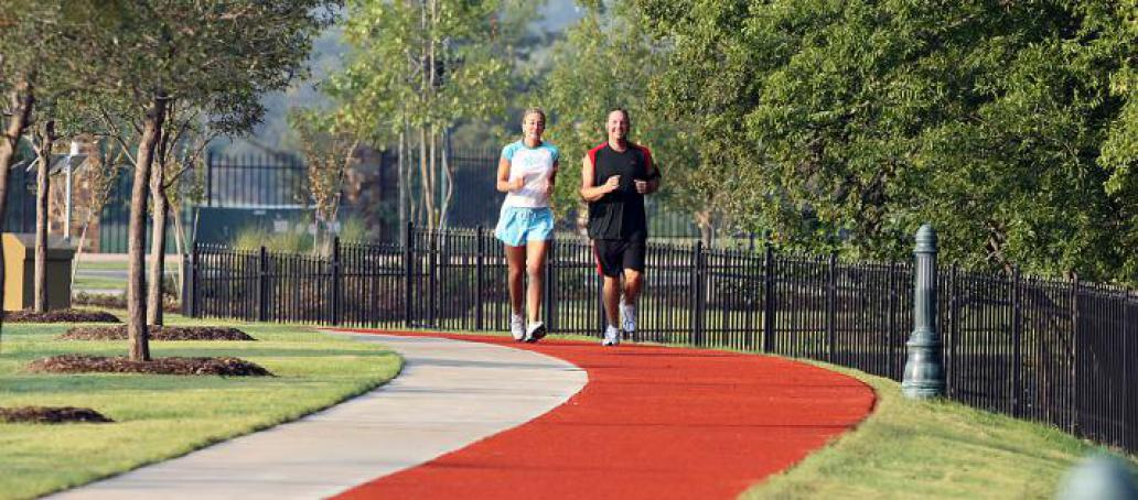 Trails at Craig Ranch, Dallas - Fitness Trails