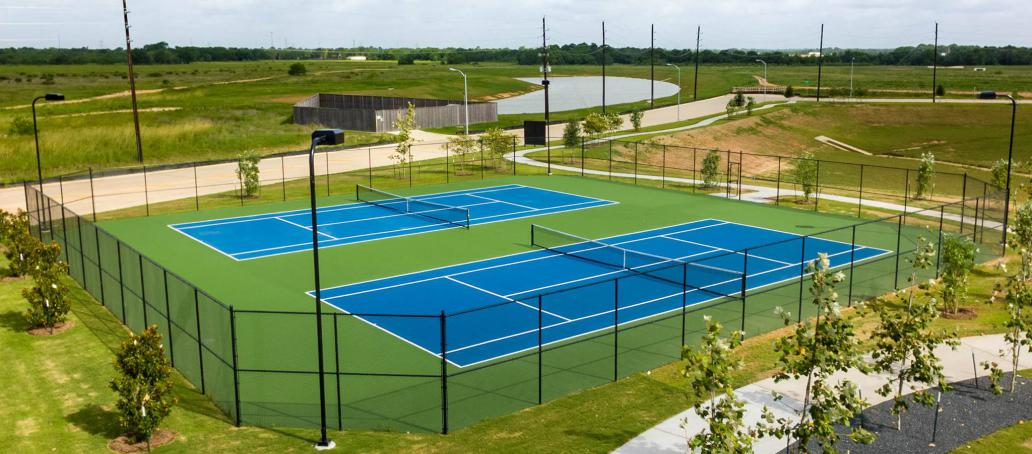 Dellrose, Houston - Tennis Courts