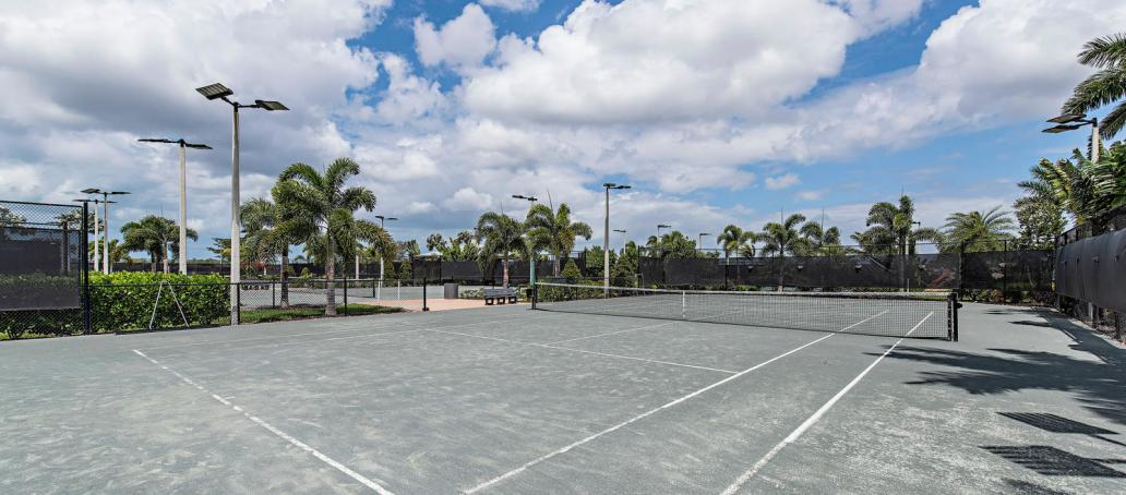 Naples Reserve Savannah Lakes, Naples - Tennis Courts