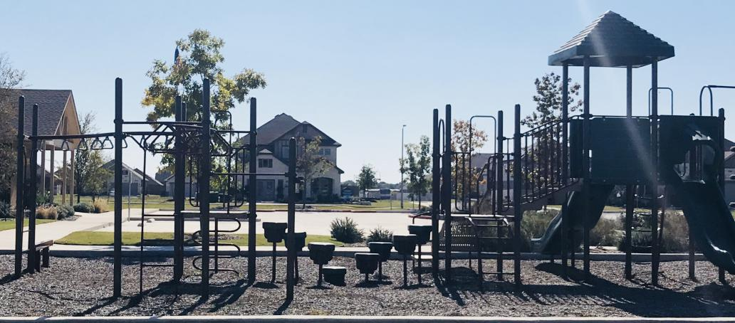 Waterford Park, San Antonio - Playground