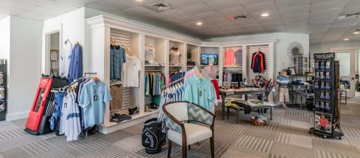 Rosedale, Sarasota - Golf and tennis pro shops