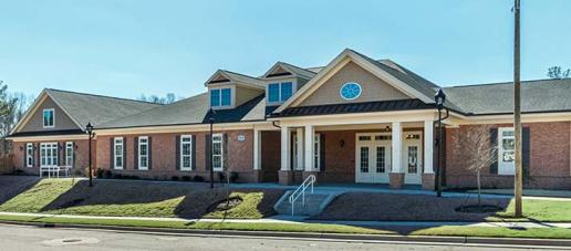 Ellis Crossing, Raleigh - Clubhouse
