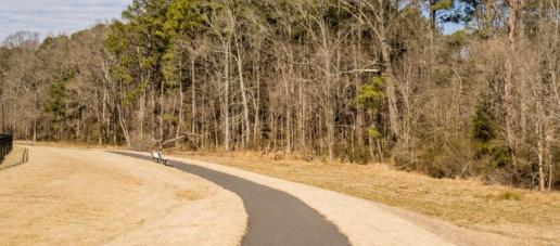 Savaan Townes, Raleigh - Fitness Walking Trails