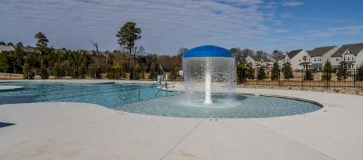 Savaan Gardens, Raleigh - Pool