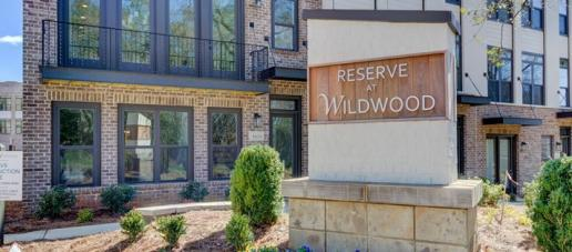 Reserve at Wildwood, Atlanta - Entrance Monument