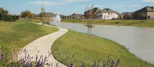 Lakes of Bella Terra West, Houston - Walking Trails