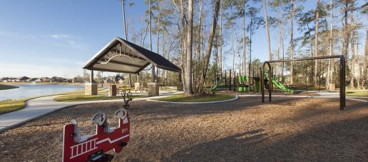 The Meadows at Imperial Oaks 60ft, Houston - Playground & Picnic Area