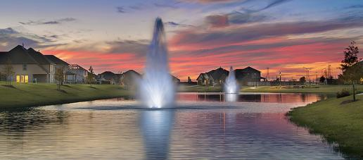 Lakes of Bella Terra West, Houston - Community Lake