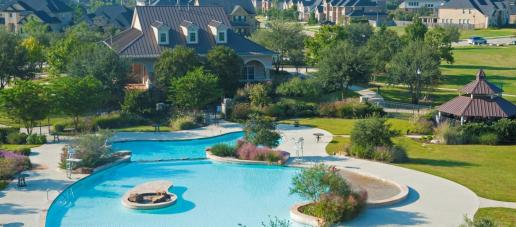 Firethorne 70ft, Houston - Pool