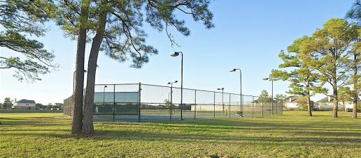 Lakes at NorthPointe 50ft, Houston - Tennis Courts