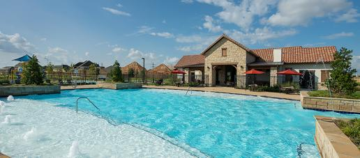 Lakes of Bella Terra West, Houston - Swimming Pool