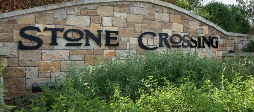 The Estates at Stone Crossing, San Antonio - Elegant Entry