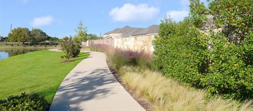 University Place, Dallas - Greenspaces