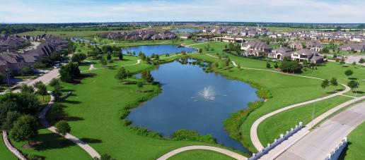 Aliana, Houston - Amenity Lake