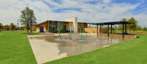 Aliana, Houston - Splashpad