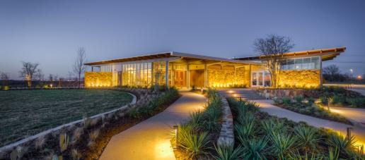 Canyon Falls, Dallas - Final Opportunities, Clubhouse