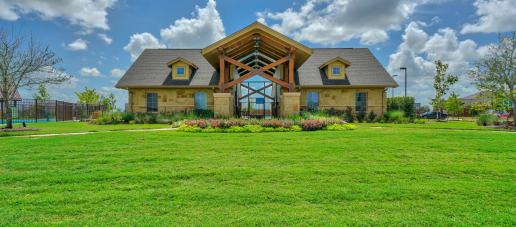 Creekside Ranch 50FT, Houston - Clubhouse