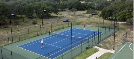 Copper Ridge, San Antonio - Tennis Courts