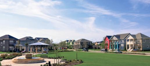 Laureate Park Townhomes, Orlando - Community Parks and Muse Areas
