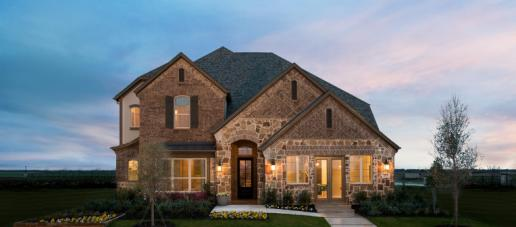 The Parks at Legacy, Dallas - 65' Over Sized Home Sites