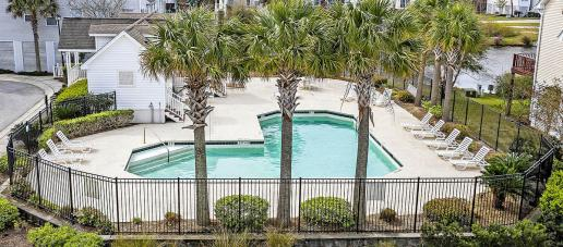 Marsh View Commons, Charleston - Community Swimming Pool