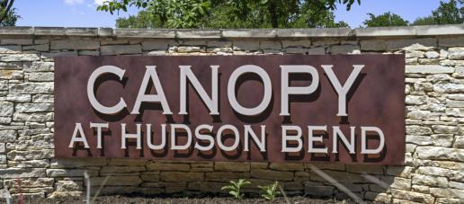 Canopy at Hudson Bend, Austin - Community Entrance