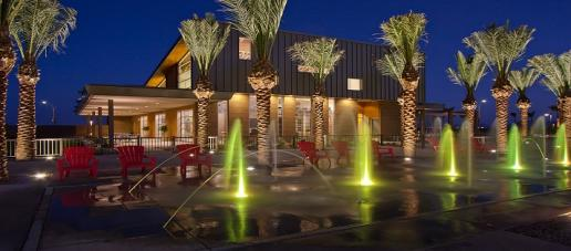 Nova at Eastmark, Phoenix - Splash Pad