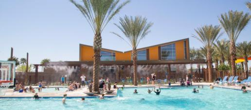 Aurora II at Eastmark, Phoenix - Community Pool