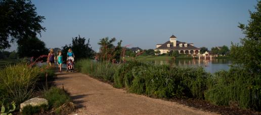 Firethorne 70ft, Houston - Walking Trails
